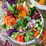Få din salat som aftensmad - og som alle andre måltider